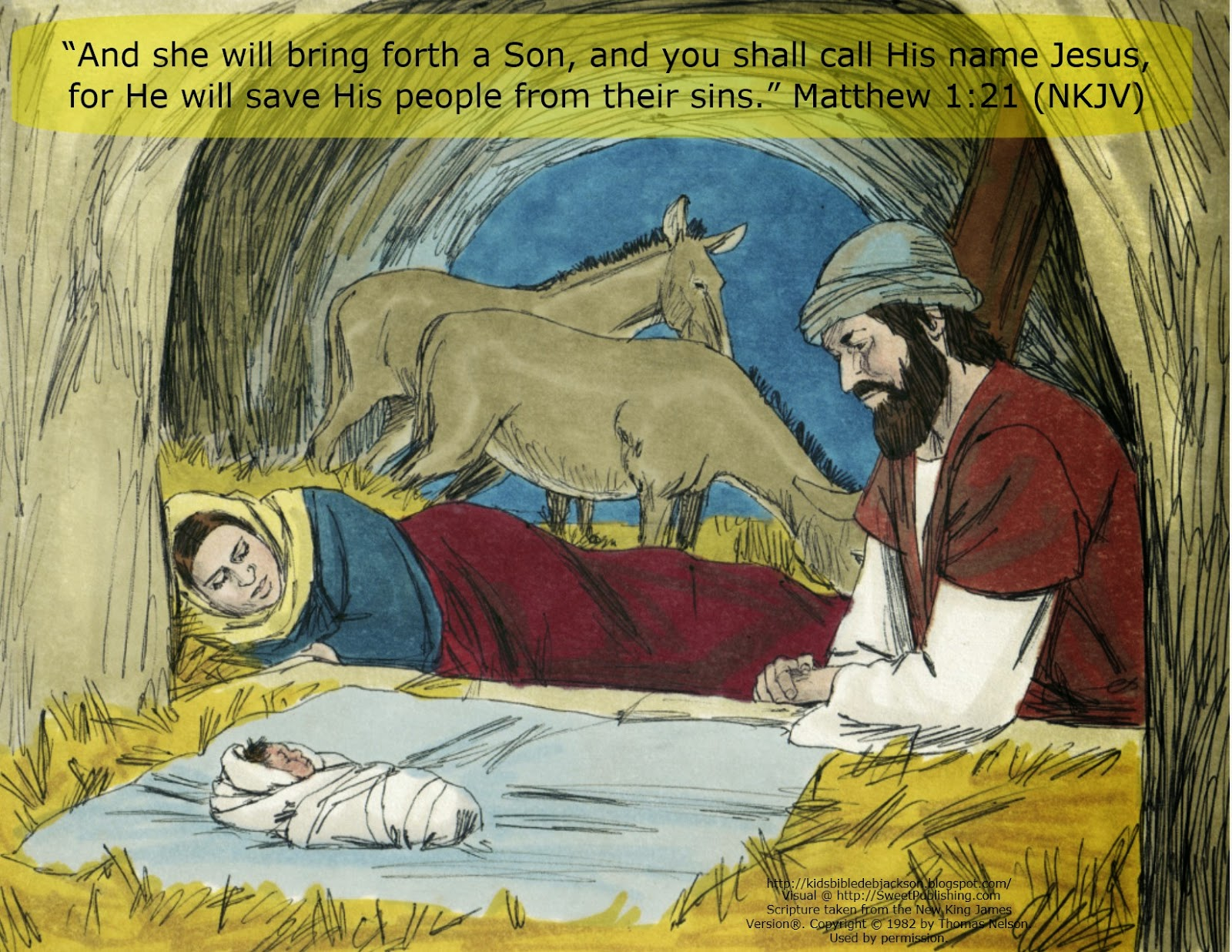 2. Birth of Jesus BV